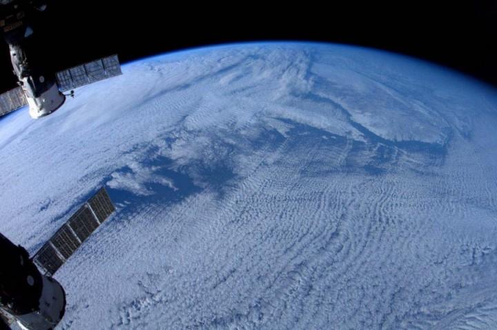 KrisXedfild 15 Крис Хэдфилд: потрясающие фотографии из космоса