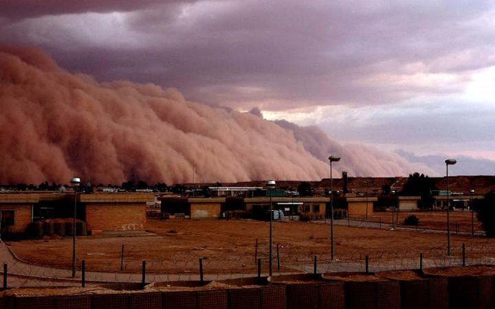 0 86d7c  Самум   песчаная буря