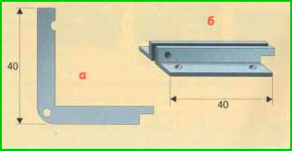 Конструкция узла сторожка