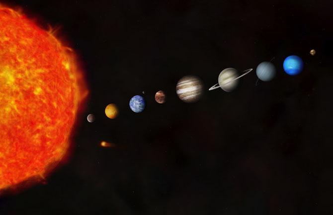 7 потрясающих чудес Солнечной системы
