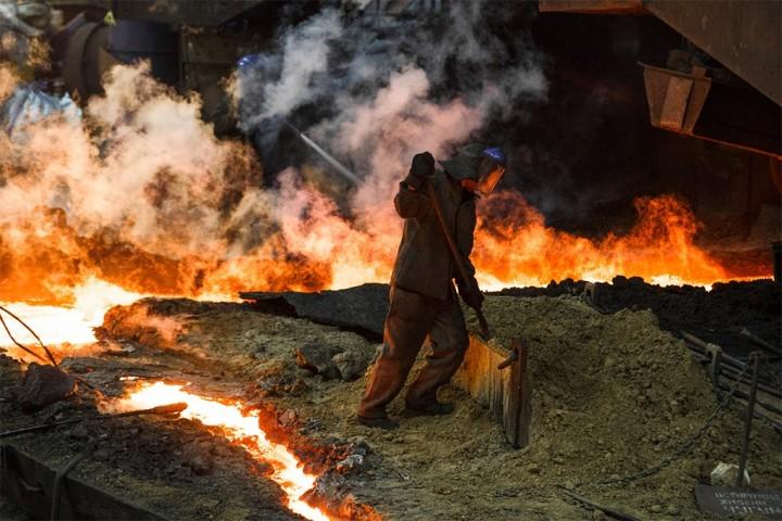 Производственный процесс: Как плавят металл. Изображение №5.