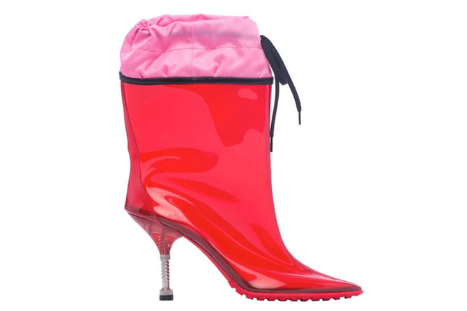 Твари по паре: тренд на ugly-pretty обувь