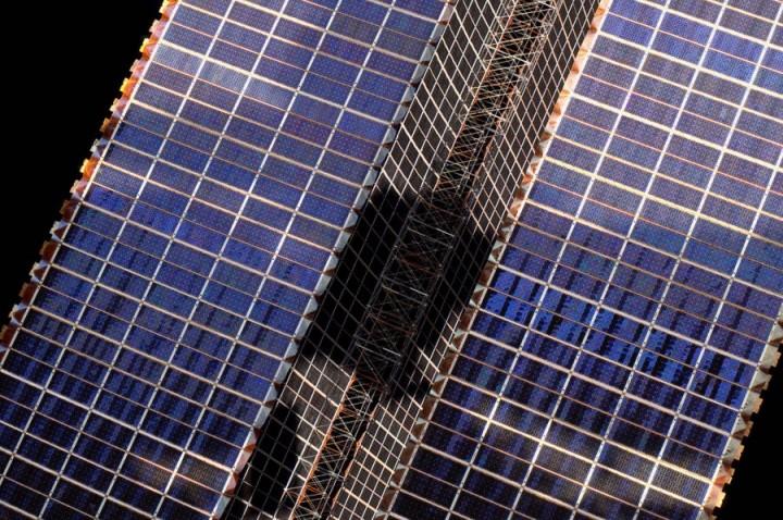 KrisXedfild 4 Крис Хэдфилд: потрясающие фотографии из космоса