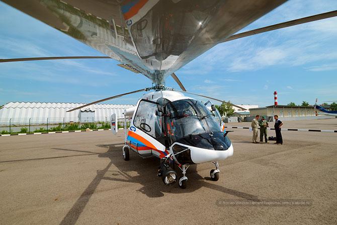 Как делают вертолёты