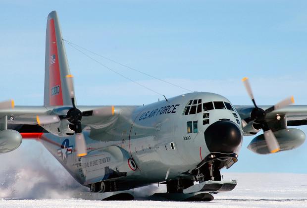 С-130О-30 ВВС Израиля