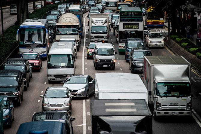 Опасный уровень загрязнения в Китае