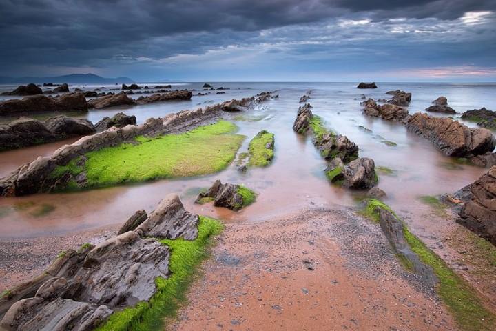 turbidites08 Турбидиты   необычные образования на побережье Испании