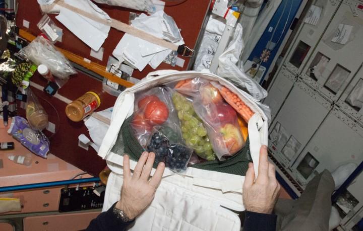 ISS30 Международная космическая станция: экспедиция 34