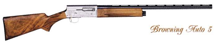 Ружьё Browning Auto 5