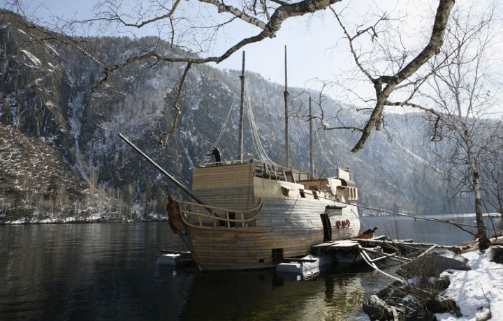 Yenisei24 Год на реке Енисей