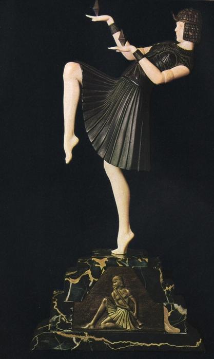 Картинки по запросу Дмитрий Чипа́рус (1888—1947) - скульптор эпохи Ар-деко. /Румыния/