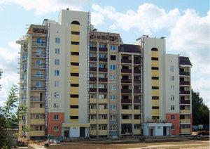 В Гродно на улице Дзержинского введен в эксплуатацию первый энергосберегающий дом