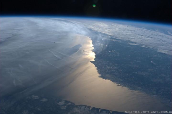 Фотографии Земли астронавта Рона Гарана, сделанные им с МКС | NewsInPhoto.ru Новости и репортажи в фотографиях (21)