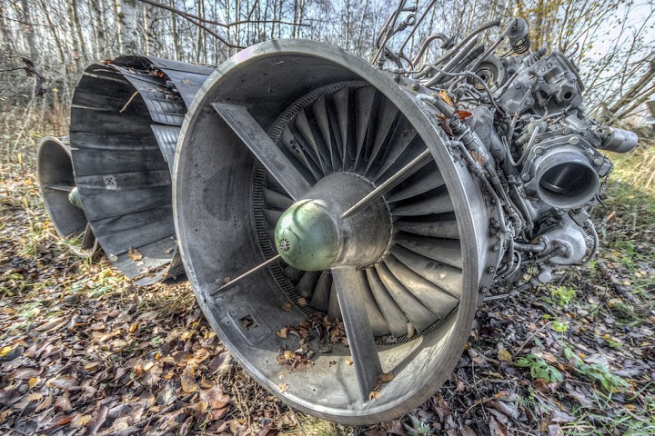 381 Так умирают самолёты
