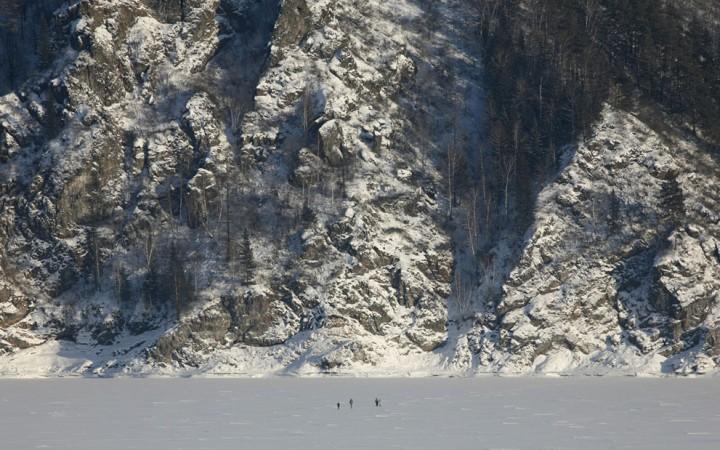 Yenisei18 Год на реке Енисей