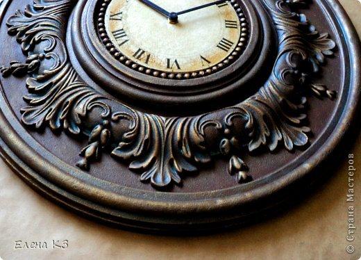 Мастер-класс Поделка изделие Моделирование конструирование Роспись Старинные часы или Антикварная лавка Краска фото 15