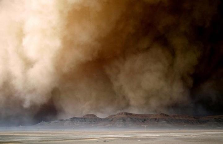 0 86d6e  Самум   песчаная буря