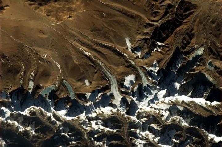 KrisXedfild 7 Крис Хэдфилд: потрясающие фотографии из космоса
