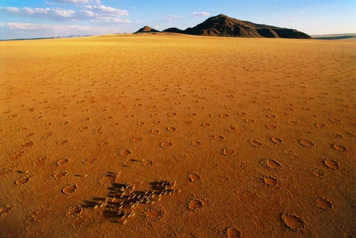 mysterious fairy circles of namibia 3 Таинственные круги Намибии