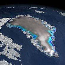 В Гренландии ученые нашли четыре новых озоноразрушающих вещества