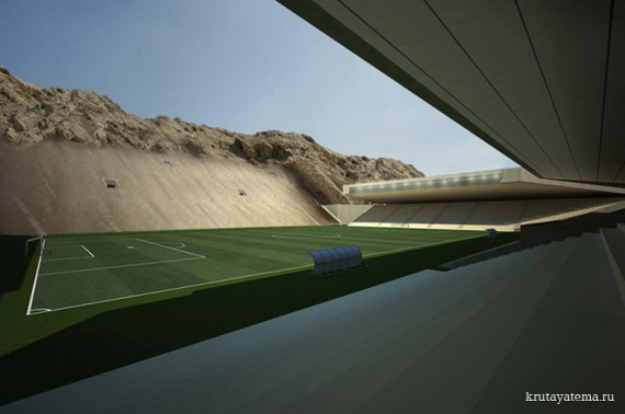 Стадион Rock Stadium