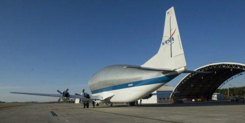 Самолет Super Guppy #3
