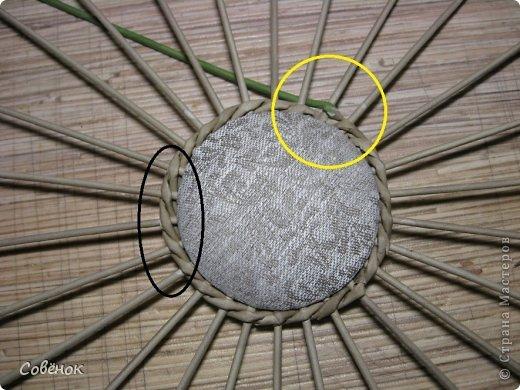 Мастер-класс Плетение МК - Шкатулка из бумаги Бумага газетная Трубочки бумажные фото 51