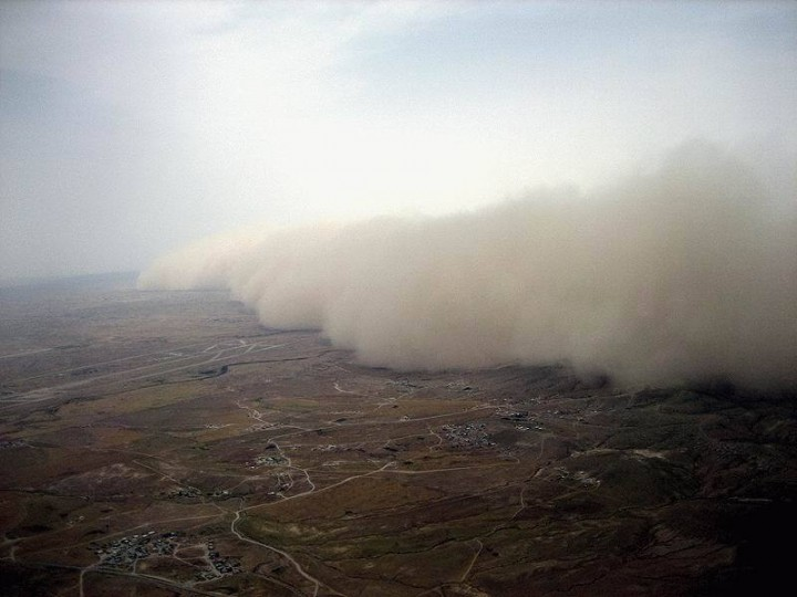 0 86d6b  Самум   песчаная буря