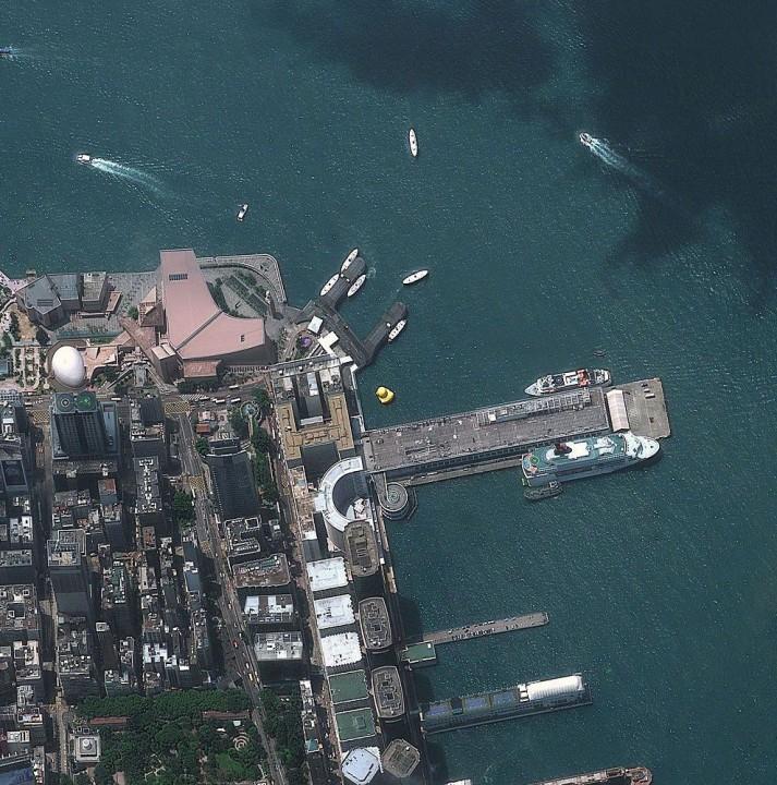 satellite18 Самые интересные снимки со спутника 2013