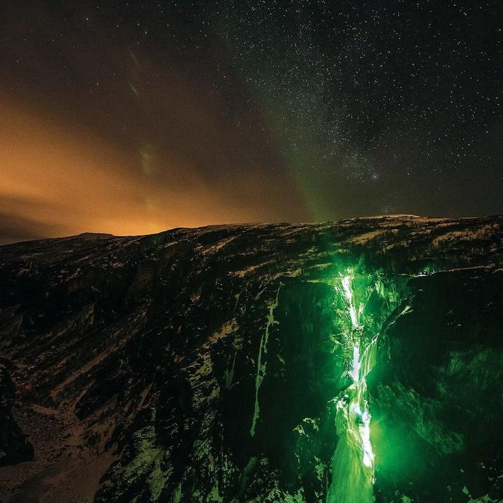 eidfjord04 Покорение водопадов в Норвегии