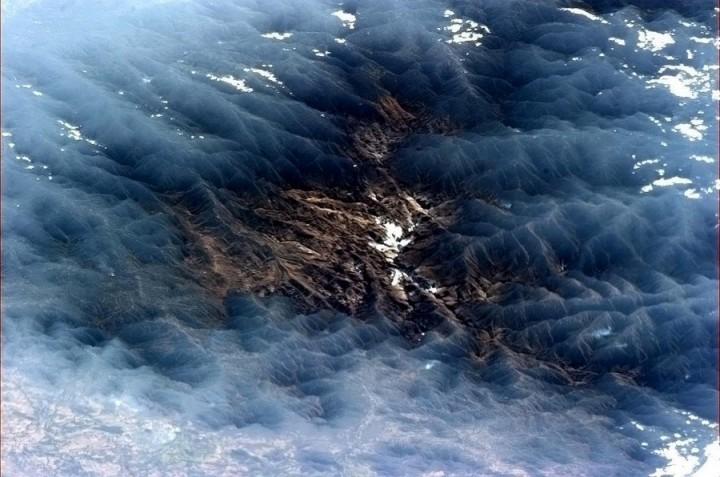 KrisXedfild 12 Крис Хэдфилд: потрясающие фотографии из космоса