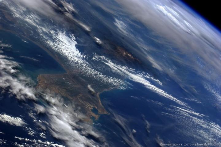 Фотографии Земли астронавта Рона Гарана, сделанные им с МКС | NewsInPhoto.ru Новости и репортажи в фотографиях (18)