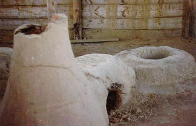 Кухонный комплекс древних ариев - гениальная простота