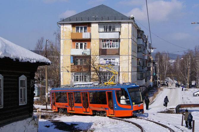 Как испытывают трамваи