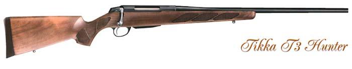Ружьё Tikka T3 Hunter