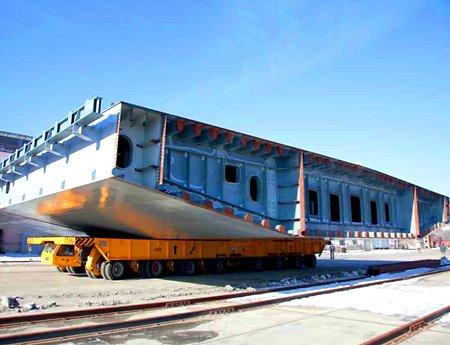 Вантовый мост на остров Русский — прорыв российского мостостроения