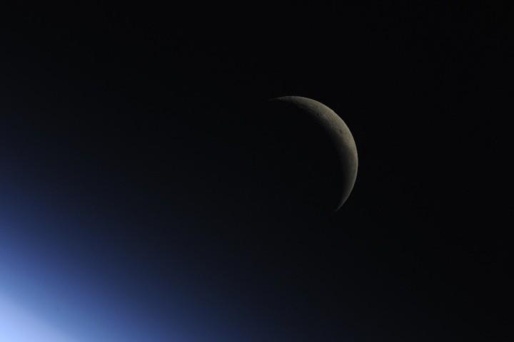 0650 Невероятные фото из космоса астронавта Дугласа Уилока