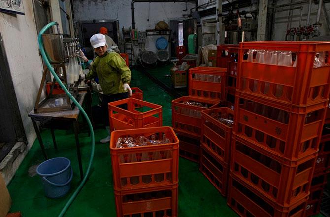 Как варят традиционное японское саке