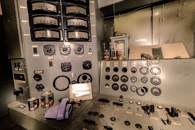 Стенды для испытания авиационных двигателей