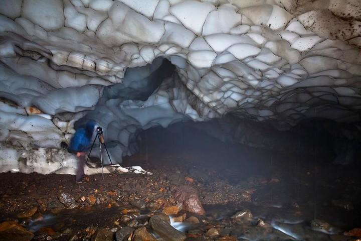 snowcaves06 Снежные пещеры Камчатки