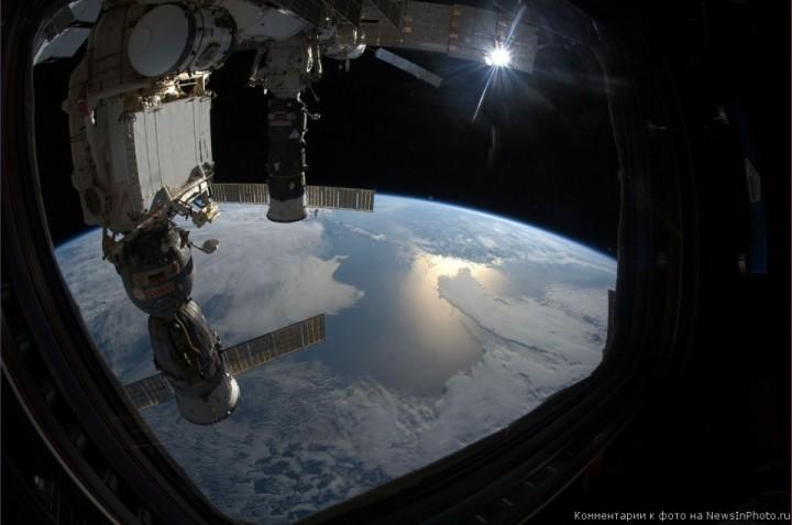 Фотографии Земли астронавта Рона Гарана, сделанные им с МКС | NewsInPhoto.ru Новости и репортажи в фотографиях (29)