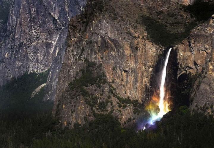 horsetail05 Водопад «Лошадиный Хвост»