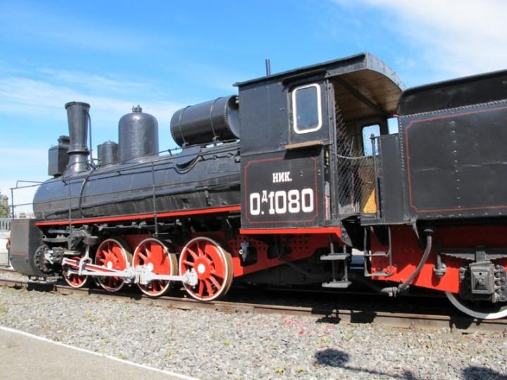 фотографии старые паровозы