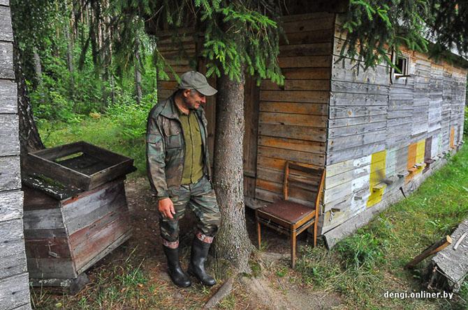 Белорусский егерь - один против всех