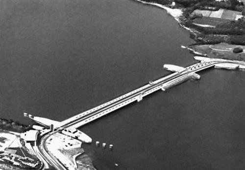 Приливная электростанция во Франции