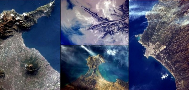 KrisXedfild 9 800x381 Крис Хэдфилд: потрясающие фотографии из космоса