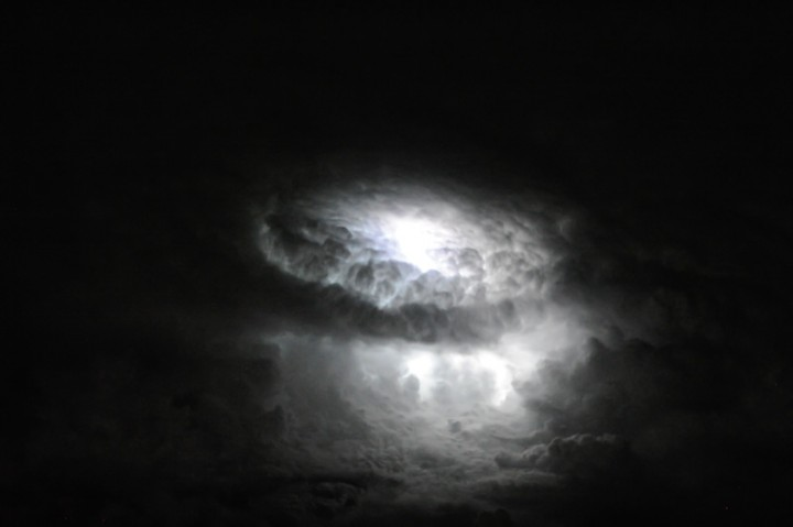 Гроза из космоса