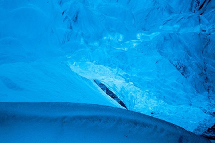 Vatnajokull: ледник в Исландии