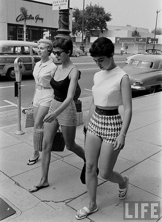 Beachfashion05 Пляжная мода 20 30 х годов XX века
