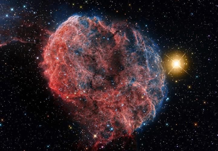 star10 Остатки от вспышек сверхновых звезд